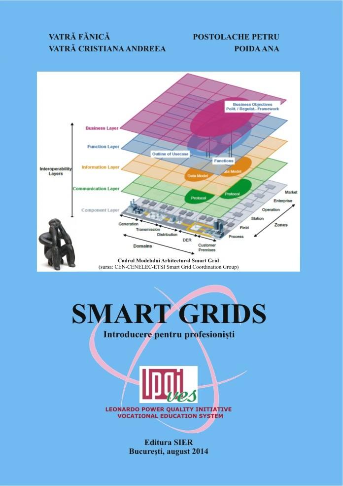 Cartea SMART GRIDS.Introducere pentru profesionisti
